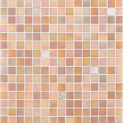 Gold Collection | Lucrezia | Mosaike quadratisch | Bisazza
