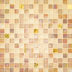 Gold Collection | Cleopatra | Mosaici quadrati | Bisazza