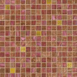 Gold Collection | Esterina | Mosaike quadratisch | Bisazza