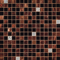 Gold Collection | Nefertiti | Mosaiques en verre | Bisazza