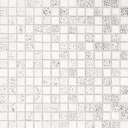 Gold Collection | Queen 20 | Mosaike quadratisch | Bisazza