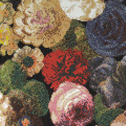 Bouquet A mosaic | Glass mosaics | Bisazza
