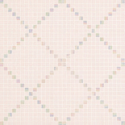 Rete Rosa mosaic | Mosaici | Bisazza