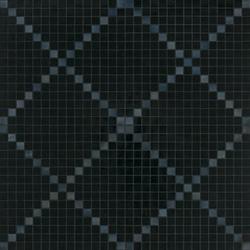 Rete Nera mosaic | Mosaïques en verre | Bisazza