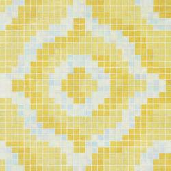 Velvet Cream mosaic | Mosaics | Bisazza