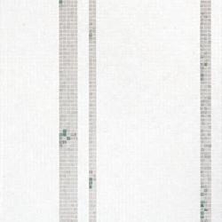 Bamboo White B mosaic | Mosaïques verre | Bisazza