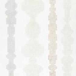 Columns White B mosaic | Glass mosaics | Bisazza