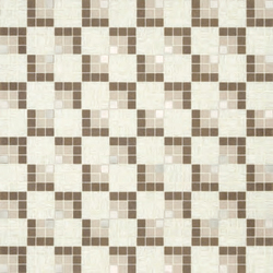 Vibration Grise Mosaic | Glass mosaics | Bisazza