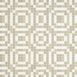 Stamps Grey mosaic | Mosaici in vetro | Bisazza