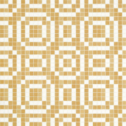 Stamps Beige mosaic | Mosaïques | Bisazza