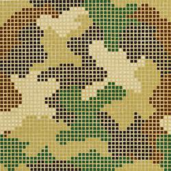 Mimetico A | Mosaici in vetro | Bisazza