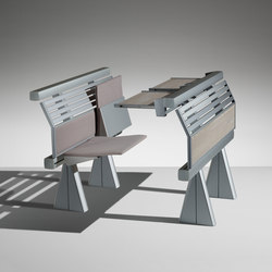 Runner | Auditorium seating | Lamm