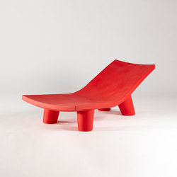 Low Lita Lounge | Chaises longues | Slide
