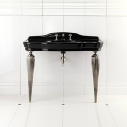 Serenade Black Console | Vanity units | Devon&Devon