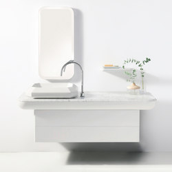 The Hayon Collection | 21 | Meubles sous-lavabo | Bisazza