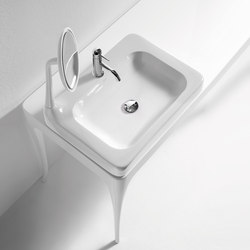 The Hayon Collection | 07 | Wash basins | Bisazza