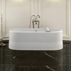 Diva Bathtub | Free-standing baths | Devon&Devon