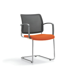 YANOS Cantilever chair | Visitors chairs / Side chairs | Girsberger