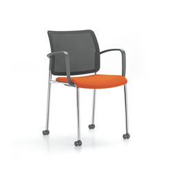 YANOS 4-legged chair | Sillas | Girsberger