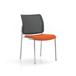 YANOS 4-legged chair | Visitors chairs / Side chairs | Girsberger