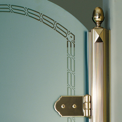 Savoy Shower door detail | Cabinas de ducha | Devon&Devon