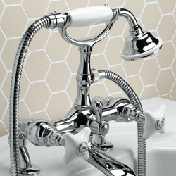 White Rose Bath & Shower mixer | Shower taps / mixers | Devon&Devon