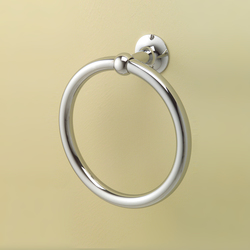 New York Towel ring | Towel rails | Devon&Devon