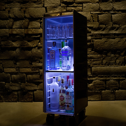 bordbar LED blue | Carrelli portavivande / carrelli bar | bordbar