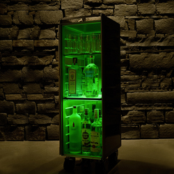 bordbar LED green | Teewagen / Barwagen | bordbar