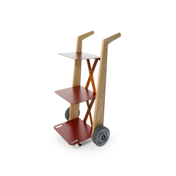 Book-trolley | Shelves | Auerberg