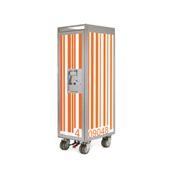 bordbar silver edition barcode | Trolleys | bordbar