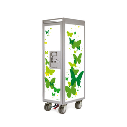 bordbar silver edition butterfly | Chariots / Tables de service | bordbar