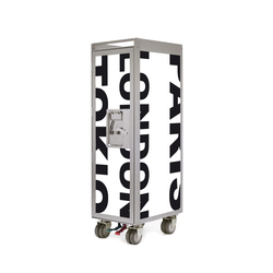 bordbar silver edition city | Chariots / Tables de service | bordbar