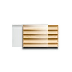 Treasure Box Acrylic glass cover | Shelving systems | Auerberg