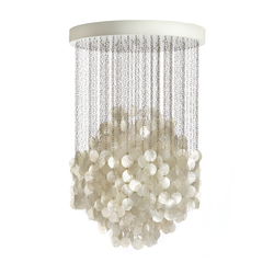 Fun Mother of Pearl 4DM | Hanging lamp | General lighting | Verpan