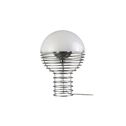 Wire Small White | Table lamp | General lighting | Verpan