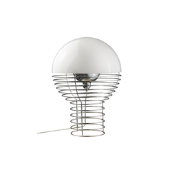 Wire White | Table lamp | Luminaires de table | Verpan