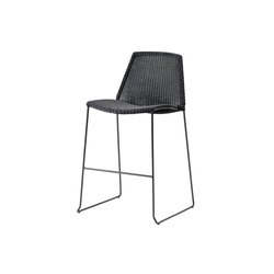 Breeze Bar Chair | Sgabelli bar | Cane-line