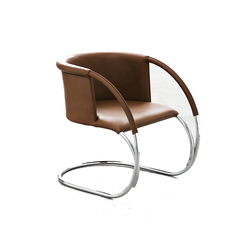 ML 33, leather Cognac | Lounge chairs | by Lassen