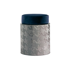 Petit ottoman/occasional table | Poufs / Polsterhocker | Bisazza