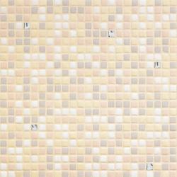 Opus Romano | Ghiaia Oro Bianco | Glass mosaics | Bisazza