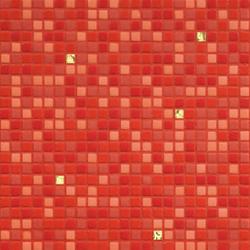 Opus Romano | Fiamma Oro Giallo | Mosaicos cuadrados | Bisazza