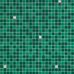 Opus Romano | Adele Oro Bianco | Mosaics square | Bisazza