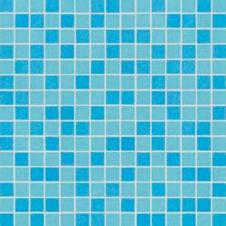 Vetricolor | Menorca | Mosaici quadrati | Bisazza