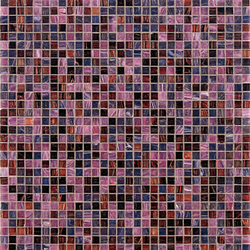 Violetta mosaic | Mosaicos cuadrados | Bisazza
