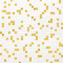 Prince White mosaic | Mosaics square | Bisazza