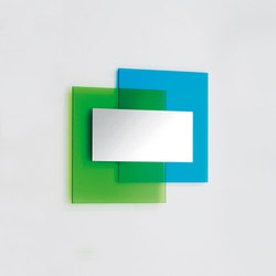 Colour on Colour | Mirrors | Glas Italia