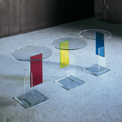 Don Gerrit | Side tables | Glas Italia