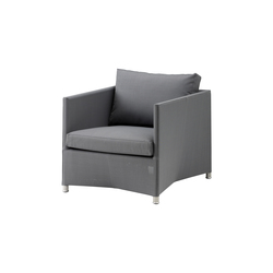Diamond Lounge Chair | Fauteuils de jardin | Cane-line