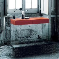 Float | Wall shelves | Glas Italia